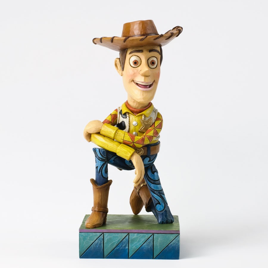 Toy Story Figurines : Collectable jim shore howdy partner woody figurine ebay