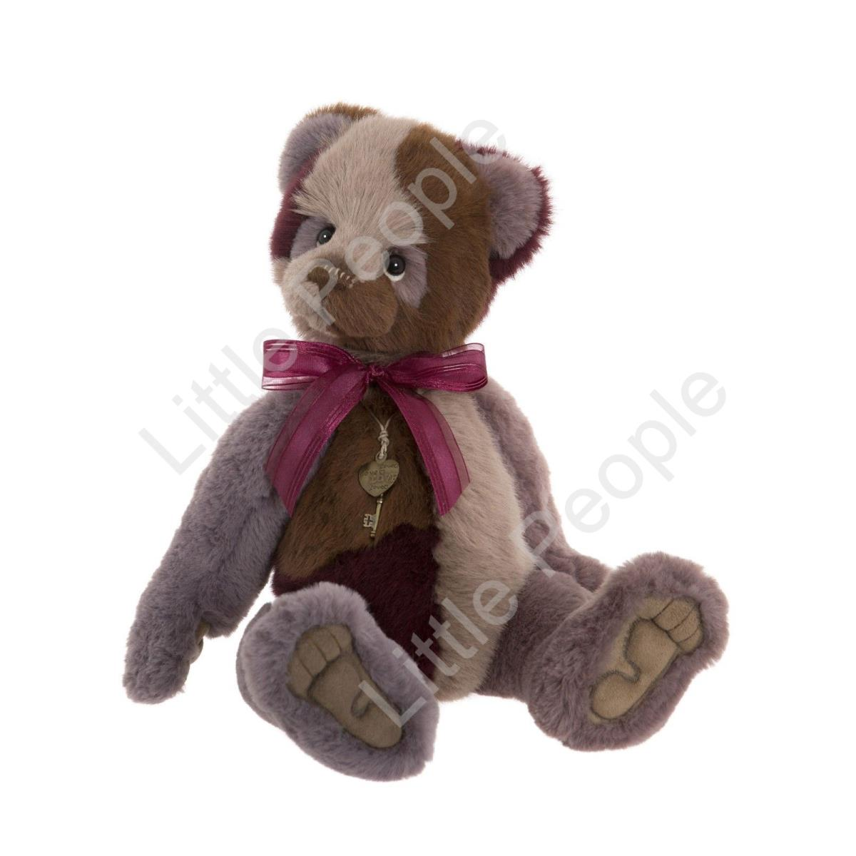 Bears 100% Quality Chutney ~ Stunning Plush Bear By Charlie Bears ~ Adorable!!